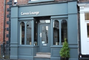 Join us at the Canvas Lounge, Thursday 23 May