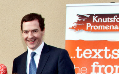 "George Osborne: The Knutsford Promenades ""really brings our community together"""