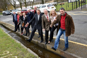 Canute's Crossing launch