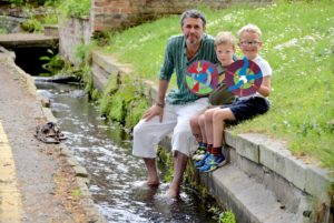 Be one in 1,000 taking part in Canute's Crossing