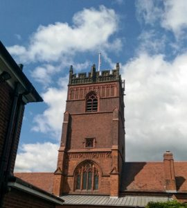 St Cross Church, Knutsford