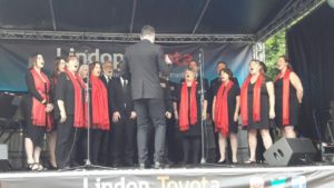 (c) Cheshire Fire and Rescue - Fire Choir