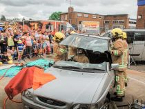 (c) Cheshire Fire and Rescue - Open Day