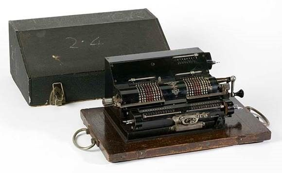 Knutsford Turing's Mechanical Calculator