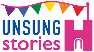 Unsung Stories logo