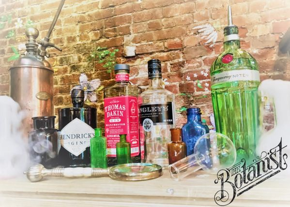 Knutsford Wonderful World of Gin & Spectacular Science at The Botanist