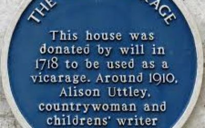 'From Station to Station': The Old Vicarage, Alison Uttley's former home