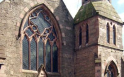 'From Station to Station': Knutsford Methodist Church